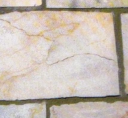 Quarzit Natursteinplatten Santos gelb
