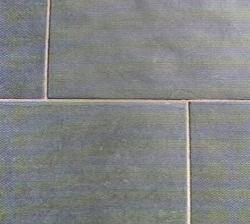 Schiefer Bodenplatte Granada schwarz
